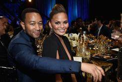 John Legend & Chrissy Teigen Expecting First Child Together
