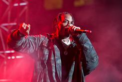 Travi$ Scott Debuted Two New Songs Last Night