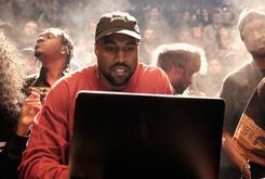 "Kanye West Says ""The Life Of Pablo"" ""Will Never Be For Sale"""