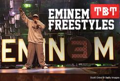 #TBT: Eminem Freestyles