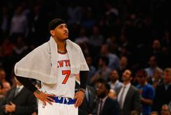 Amar'e Stoudamire Throws Subtle Shade At Carmelo Anthony