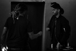 "Future & The Weeknd Shoot Music Video For ""Low Life"""
