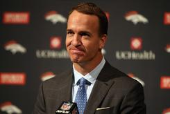 Peyton Manning Announces His Retirement In Emotional Press Conference