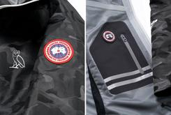 OVO & Canada Goose Collaborate Again For Spring/Summer '16