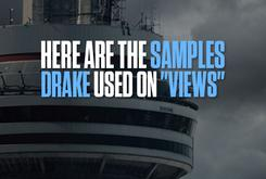 "Here Are The Samples Drake Used On ""VIEWS"""