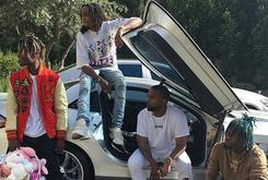 """Migos Have Recorded """"Multiple"""" Songs With Kanye West"""