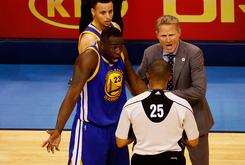 Draymond Green Suspended For Game 5 Of The NBA Finals