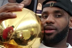LeBron Rejoins Social Media With A Message For His Haters