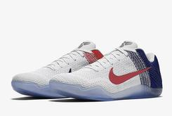 "Release Date Announced For The ""USA"" Nike Kobe 11 Elite Low"