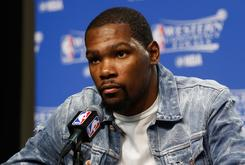 Kevin Durant Announces Move To Warriors