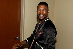"Usher Reveals Cover Art & Release Date For Album ""Hard II Love"""
