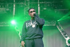 """Jay Electronica Calls For Fans To """"Collapse"""" Stage At Made In America Festival"""