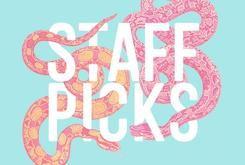Staff Picks Playlist (September 9)