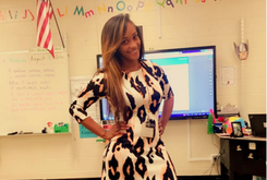 Elementary School Teacher In Atlanta Is Going Viral Because Of Her Good Looks