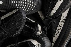 "Adidas Yeezy Boost 350 V2 ""Black/White"" Release Date Announced"