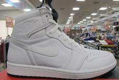 """""""Pure White"""" Air Jordan 1 High OG To Release Next Year"""