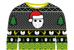 Get A Ghostface Killah Ugly Christmas Sweater For The Wu-Tang Stan In Your Life