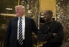 Secret Service Official Says Kanye West Not A Threat To Donald Trump