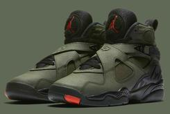 "UNDFTD Inspired ""MA-1 Flight"" Air Jordan 8 Is Releasing Next Month"