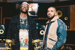2 Chainz & Drake Get Back In The Studio