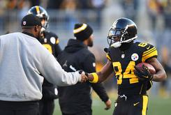 Mike Tomlin Says Antonio Brown Will Be Punished For Facebook Live Video