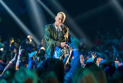 "Eminem ""The Biggest Rapper Of All Time,"" Big Sean Says"
