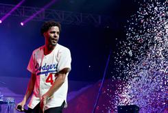 "J. Cole's ""High For Hours"" Debuts At No. 1 On Billboard + Twitter Top Tracks Chart"