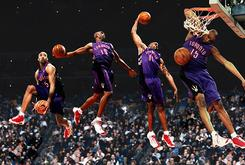 Celebrate Vince Carter's 40th Birthday With A Collection Of His Top-100 Dunks