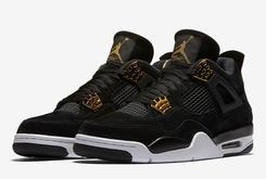 """Royalty"" Air Jordan 4s Will Release In Sizes For The Whole Family"