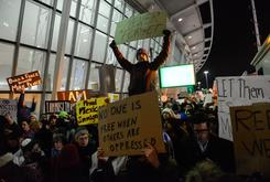Trump's Immigration Ban Halted By Federal Court