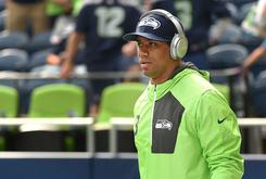 Russell Wilson: Donald Trump May Not Last Four Years In White House