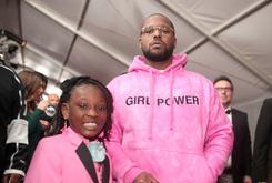 "ScHoolboy Q Gives ""Girl Power"" Hoodie To Fan Who Survived Car Crash"