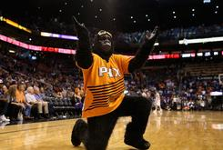 Watch Shaqtin A Fool Ft. The Phoenix Suns Mascot