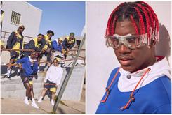 Lil Yachty & The Sailing Team Model For The Urban Outfitters X Nautica Spring Lookbook