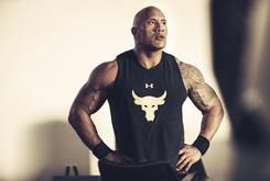 """Under Armour And Dwayne Johnson Launch """"Project Rock"""" Footwear And Apparel Collection"""