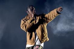 Travis Scott Reportedly Sued By Ex-Managers Over Unpaid Earnings