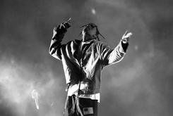 Travis Scott Continues To Tease New Music