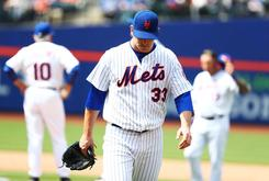 "Mets Performed ""Welfare Check"" On Matt Harvey Prior To Suspension"