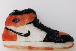 "This Sushi Chef Creates Edible Sneaker ""Shoe-Shi"""