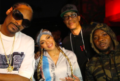 "Faith Evans Premieres Tidal Exclusive Video For ""When We Party"" Featuring Snoop Dogg"
