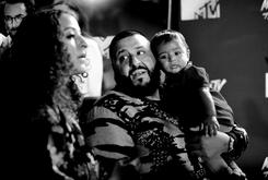 DJ Khaled Shows Love For His Son Asahd In New Photo