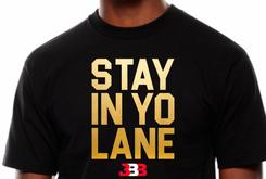 "LaVar Ball Now Selling ""Stay In Yo Lane"" Big Baller Brand Shirts"