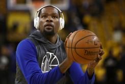 "Watch ""Still KD"" Episode 5, Following Kevin Durant's Journey To The NBA Finals"
