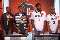 """Watch Jalen Rose, Caron Butler +More Play """"College Knowledge"""" On Jimmy Kimmel Live"""
