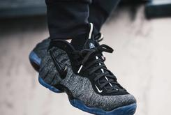 "Nike To Release ""Tech Fleece"" Foamposite Tomorrow"