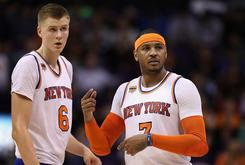 NBA Twitter Reacts To Kristaps Porzingis Trade Rumors