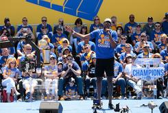 Kevin Durant Takes Out Full Page Ad In Newspaper To Thank Fans