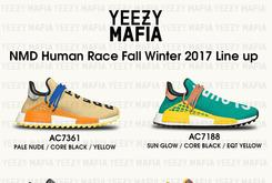 "Pharrell x Adidas NMD ""Human Race"" Trail Release Details Revealed"