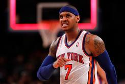 Carmelo Anthony Reportedly Open To Being Traded To Two Teams