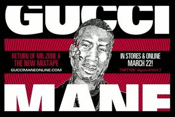 """Gucci Mane Feat. Birdman """"Behind The Secenes of """"Mouth Full Of Gold"""" Video"""" Video"""